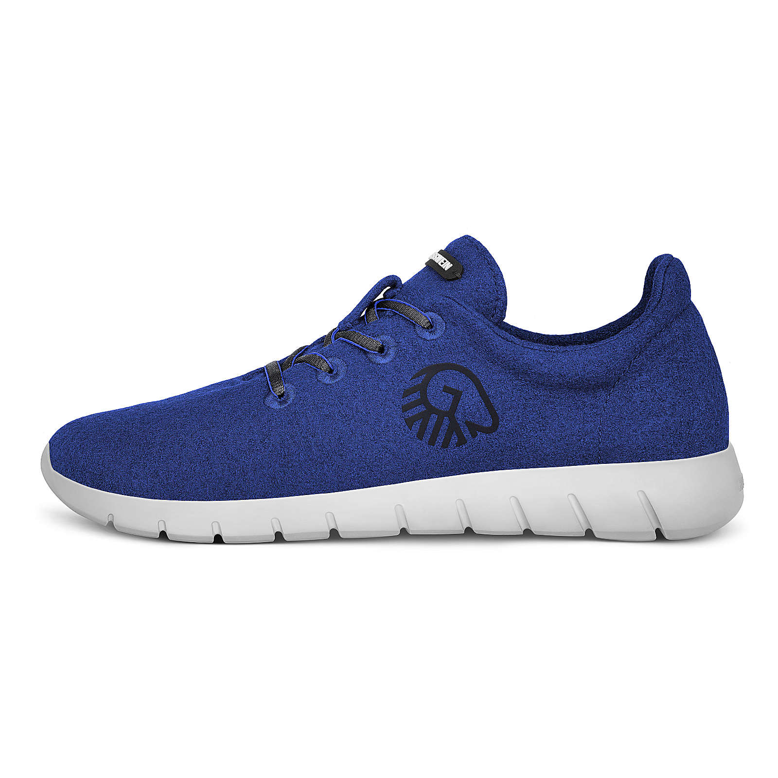 Giesswein Woll-Sneaker Merino Runners MEN Sneakers Low royal Herren Gr. 45