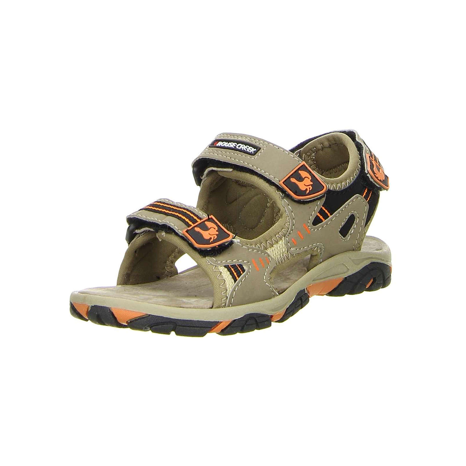 GROUSE CREEK Kinder Outdoorschuhe braun Gr. 32