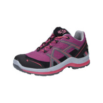 HAIX® Wanderschuhe Black Eagle Adv. 2.1 low lila Damen Gr. 40