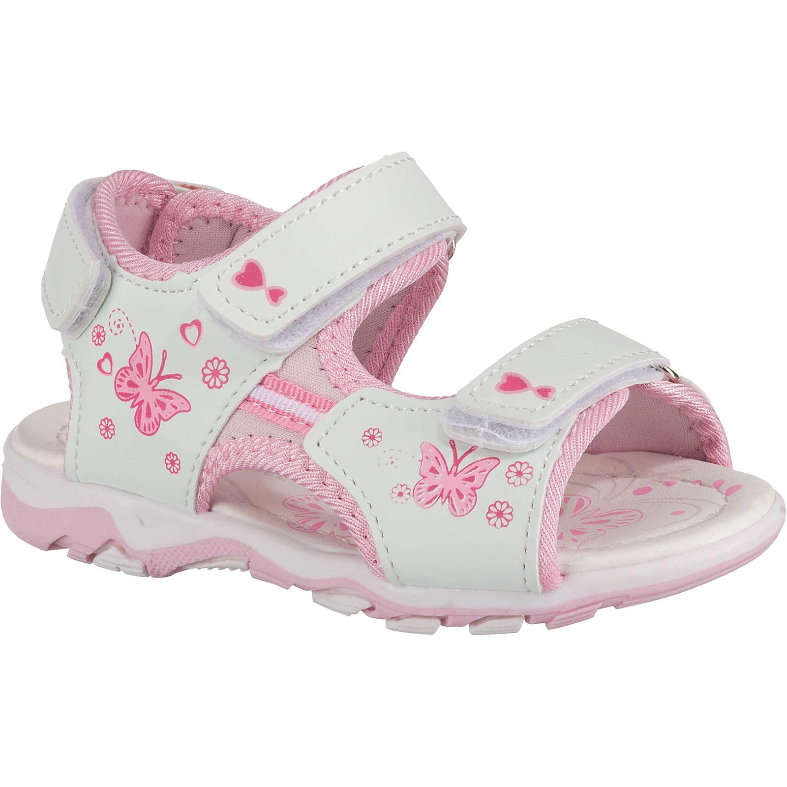 Happy Bee Sandalen Kids Sandals Sandals sportif outsole für Mädchen weiß Mädchen Gr. 20