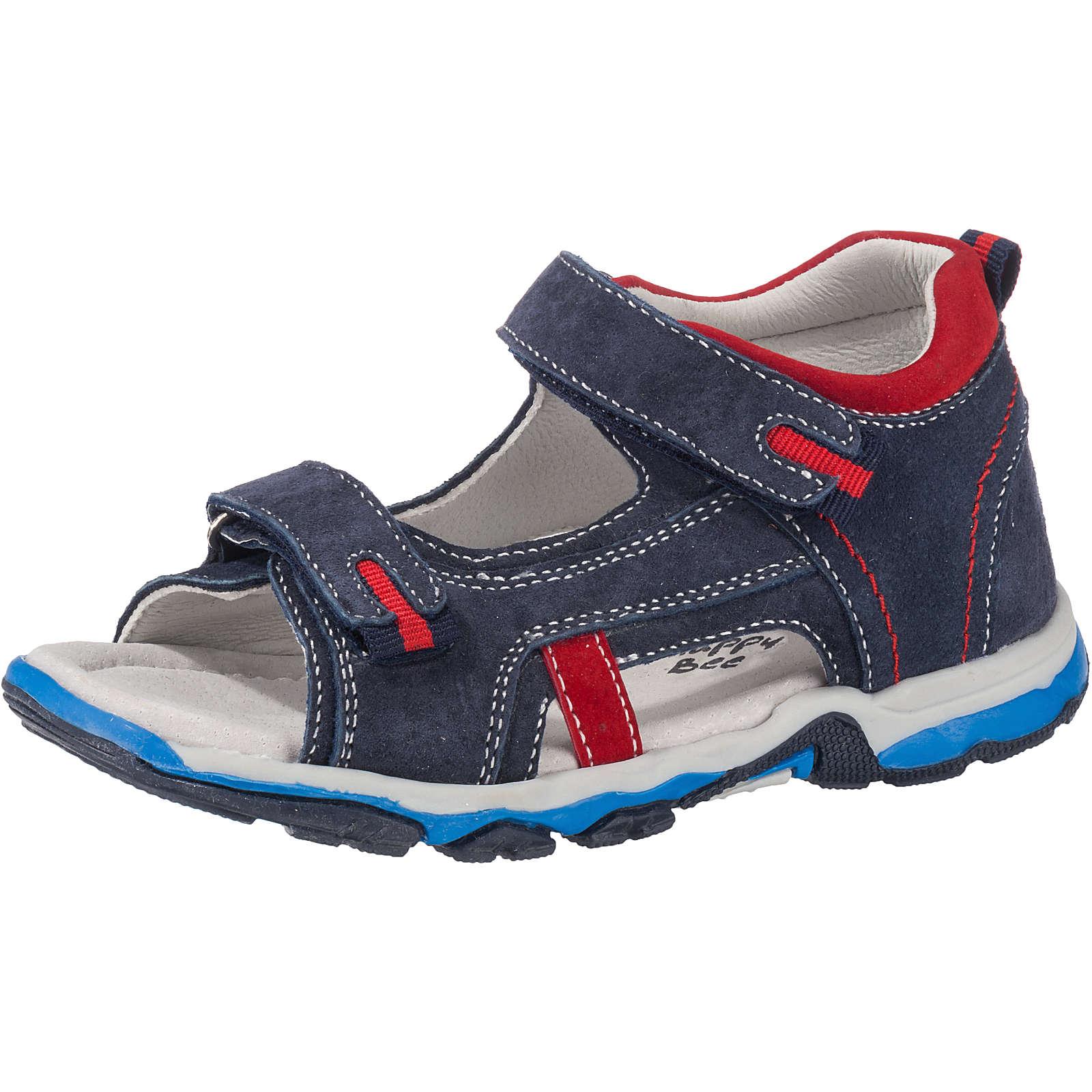 Happy Bee Sandalen Kids Sandals Sportif outsole für Jungs blau Junge Gr. 25