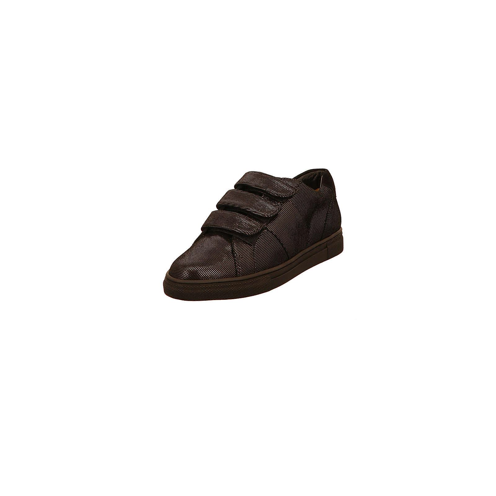 Hassia Slip-On-Sneaker schwarz Damen Gr. 38
