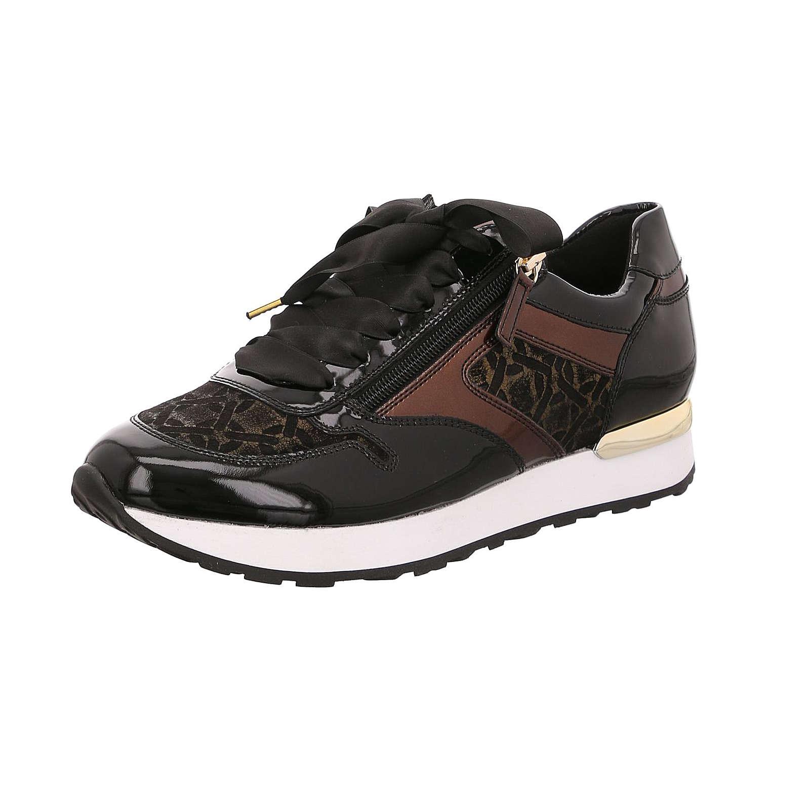 högl Sneakers Low schwarz Damen Gr. 35,5