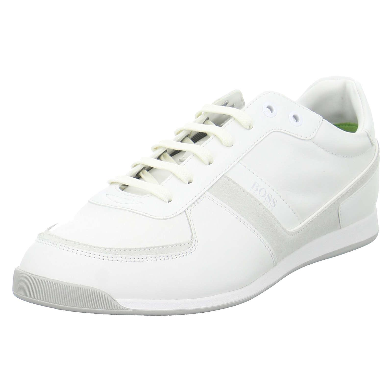 HUGO Sneaker Low MAZE_LOWP_LT Sneakers Low weiß Herren Gr. 43
