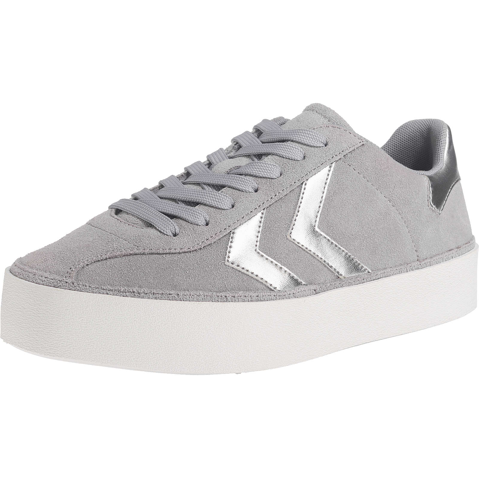 hummel Sneakers Low grau Damen Gr. 39