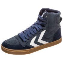 hummel Stadil Rubber High Sneaker Herren dunkelblau Herren Gr. 40