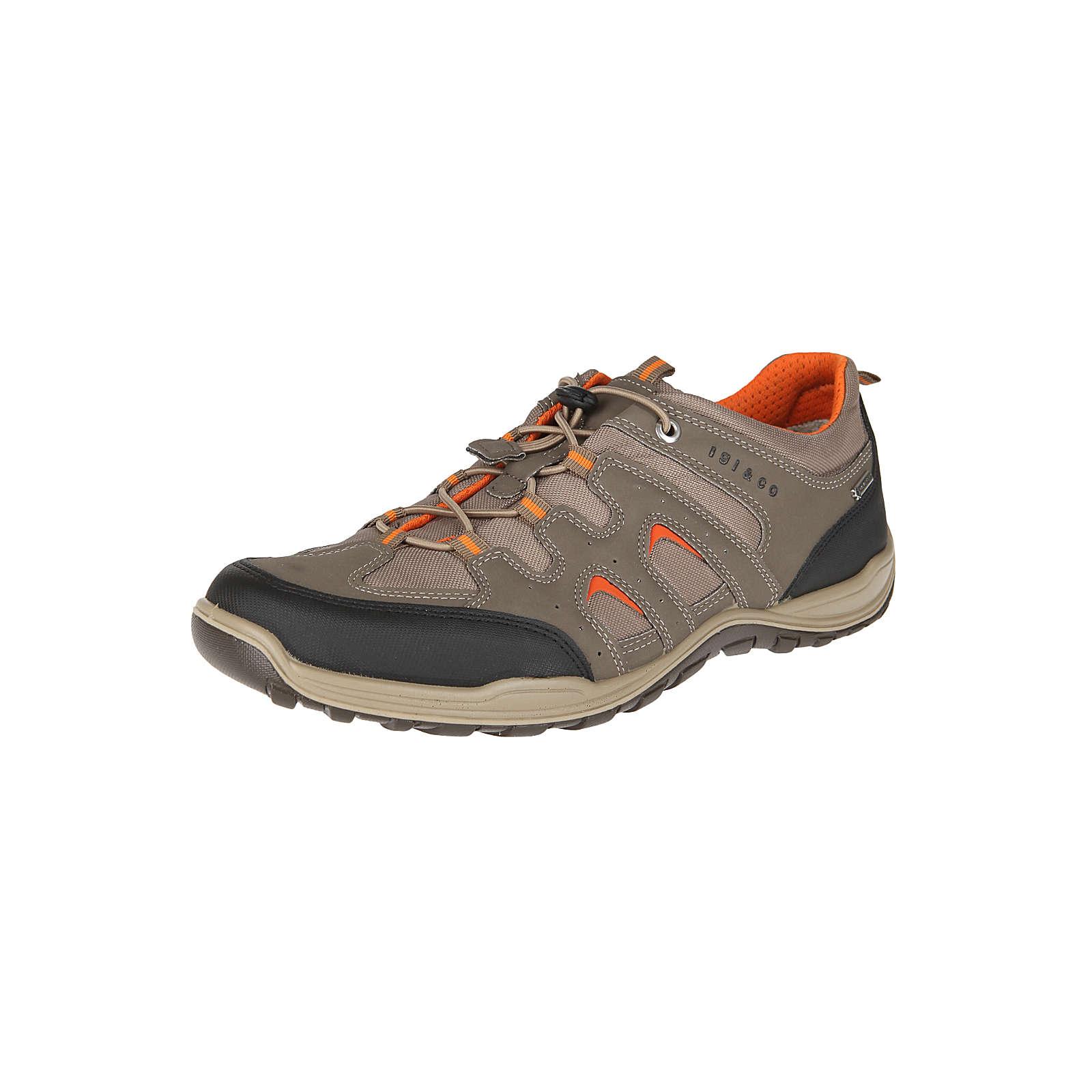 IGI & CO Sneaker mit Gore-Tex® Sneakers Low beige Herren Gr. 46
