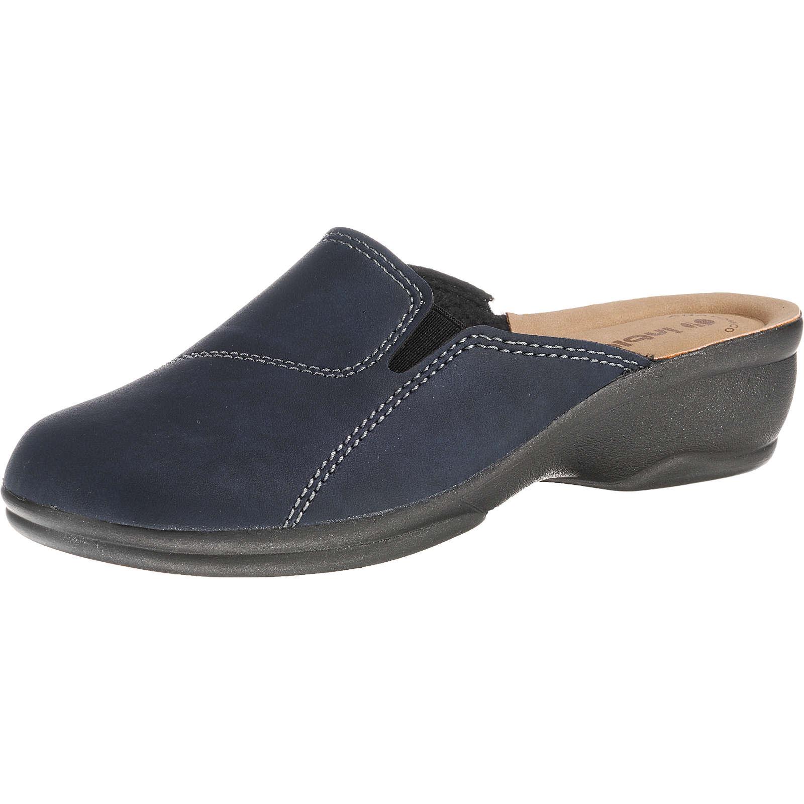 INBLU Pantoffeln blue denim Damen Gr. 37