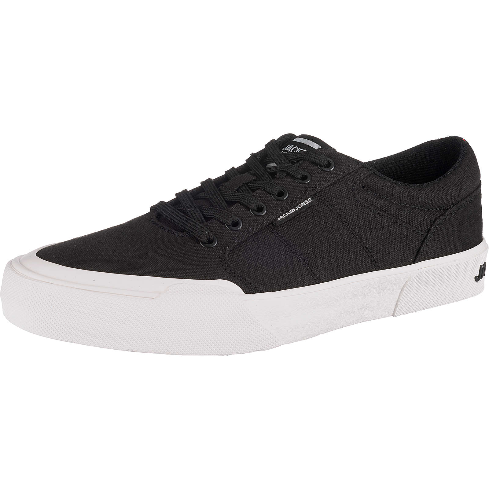 JACK & JONES JFWTHAI CANVAS ANTHRACITE Sneakers Low anthrazit Herren Gr. 41