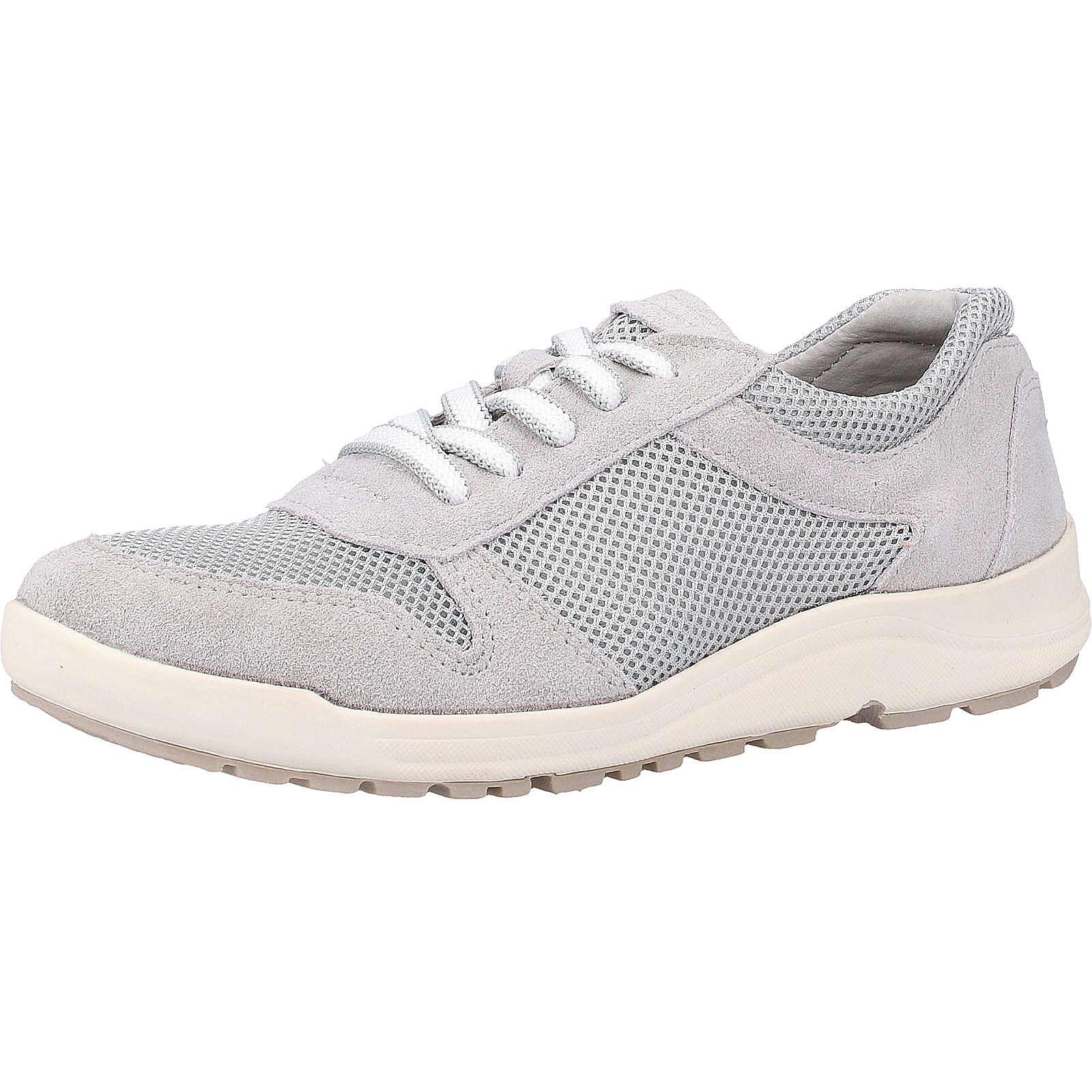 Jana Sneaker Sneakers Low hellgrau Damen Gr. 37