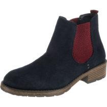 Jane Klain Chelsea Boots dunkelblau Damen Gr. 36