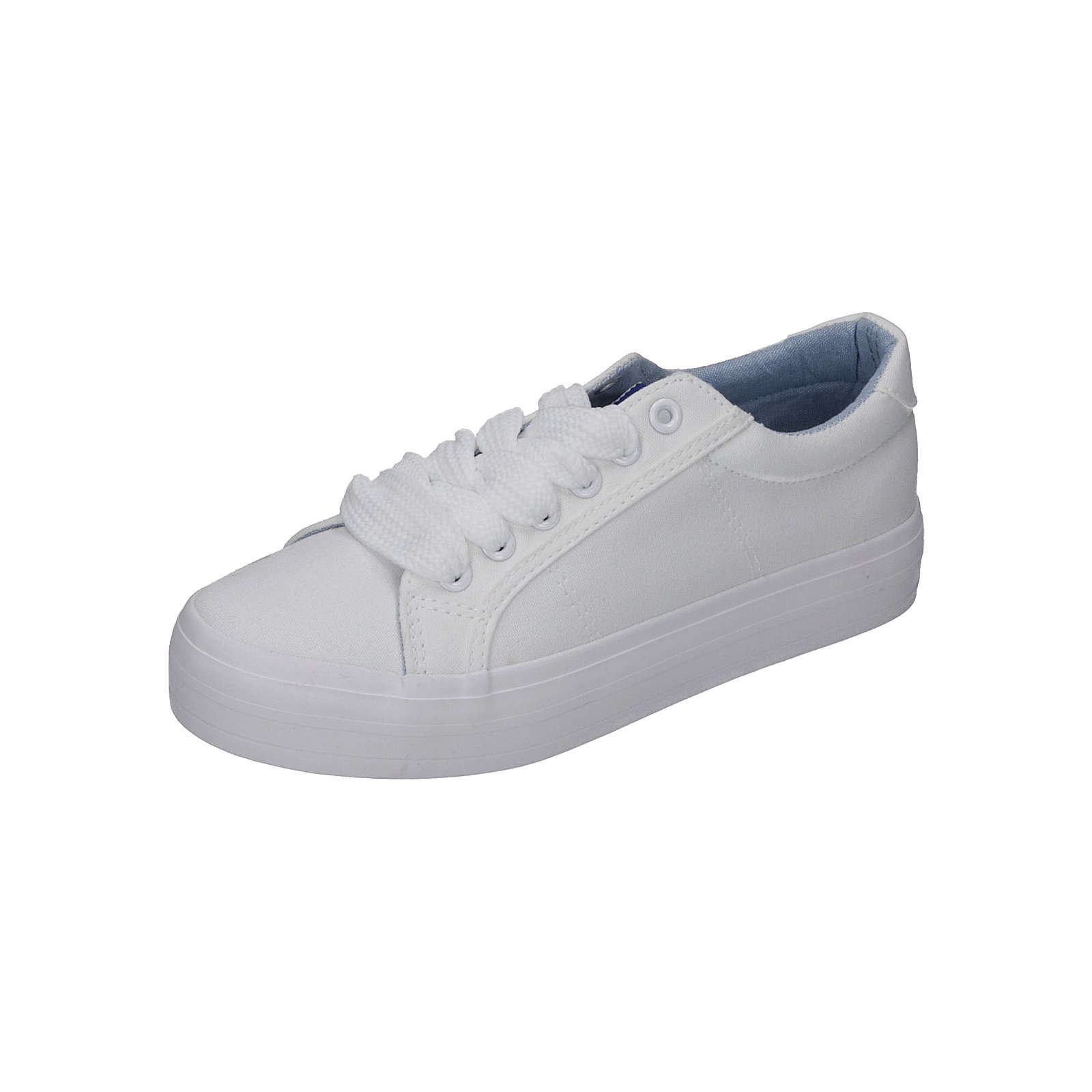 Jane Klain Damen Sneaker Sneakers Low weiß Damen Gr. 39