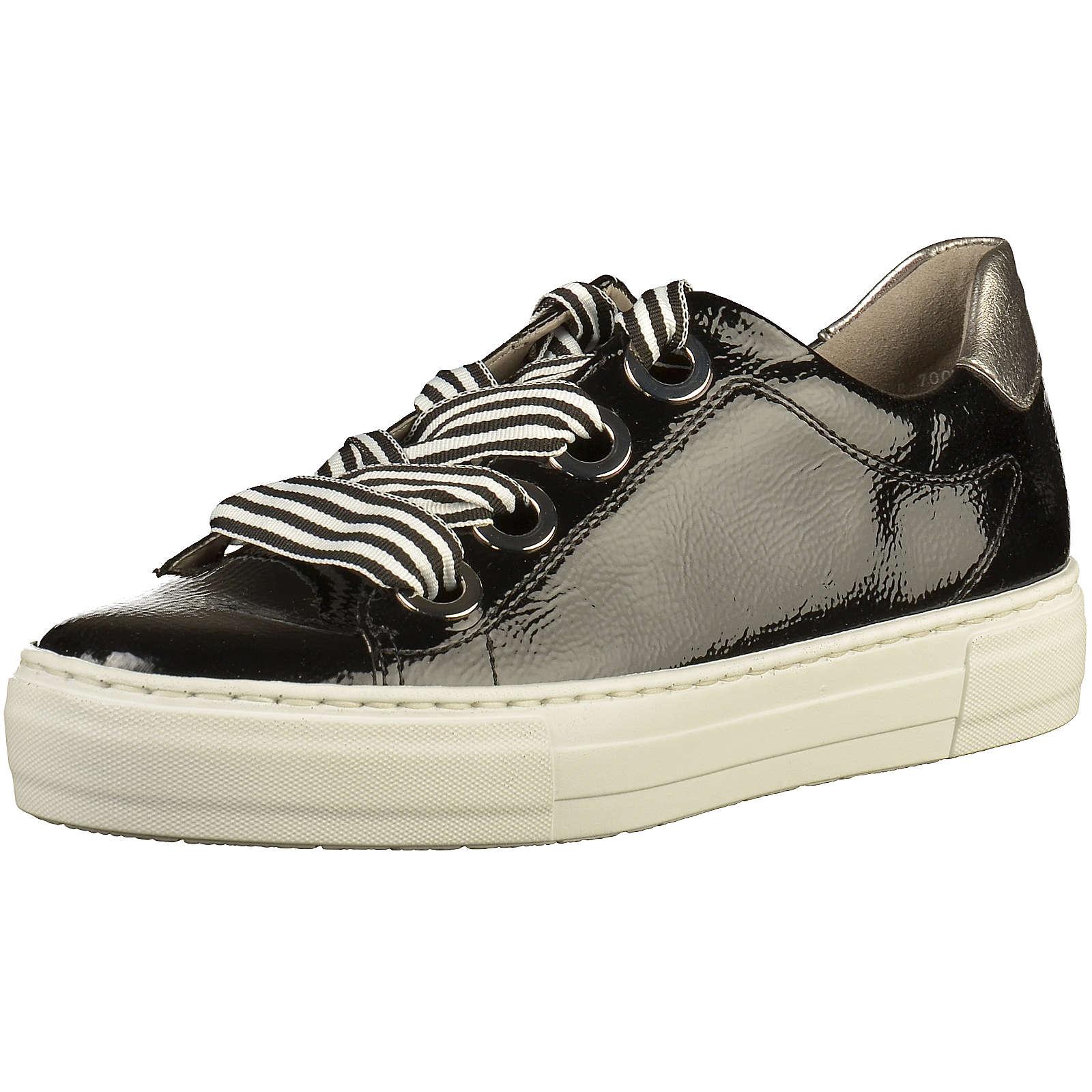 JENNY Sneaker Sneakers Low schwarz/grau Damen Gr. 38