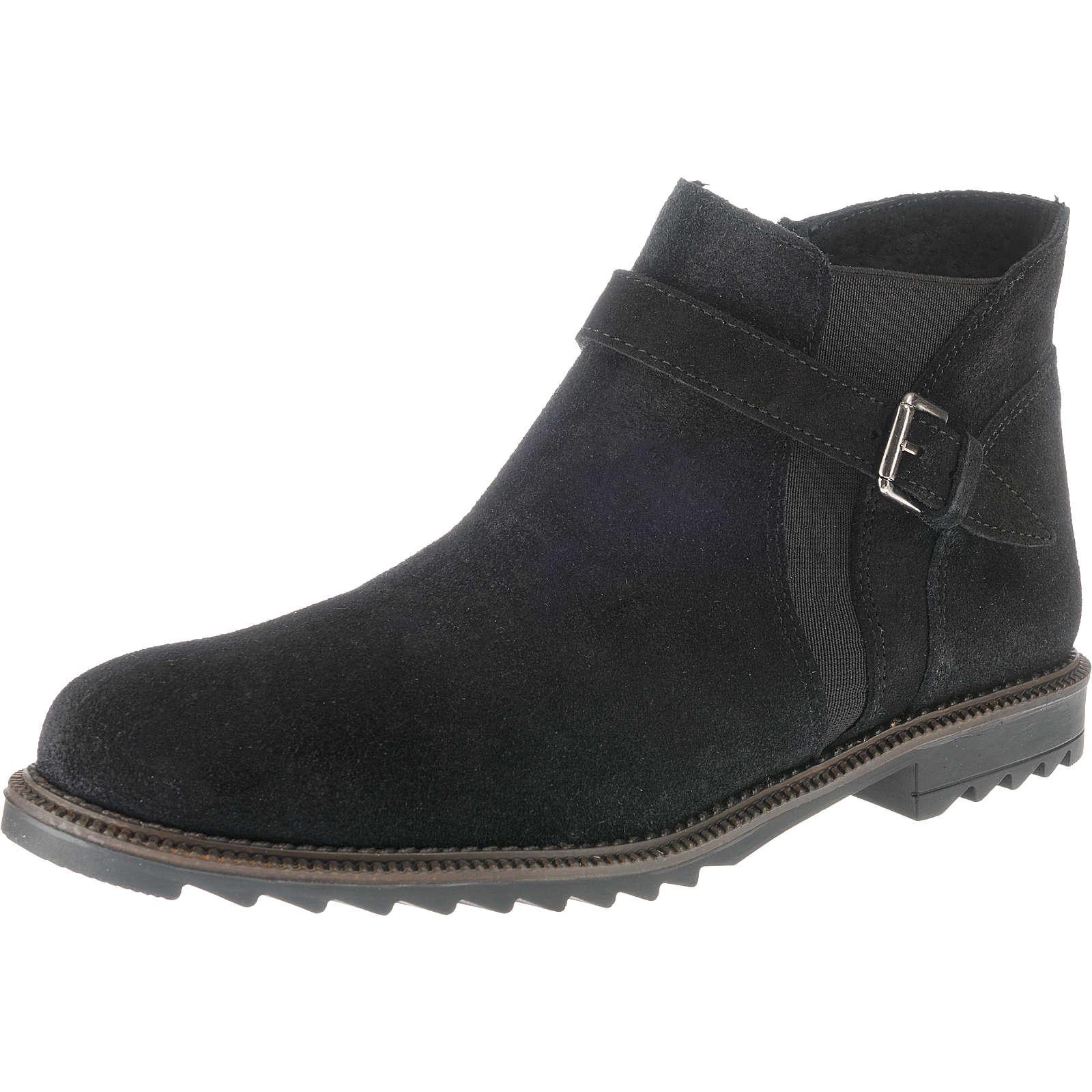 JOLANA & FENENA Chelsea Boots schwarz Damen Gr. 37