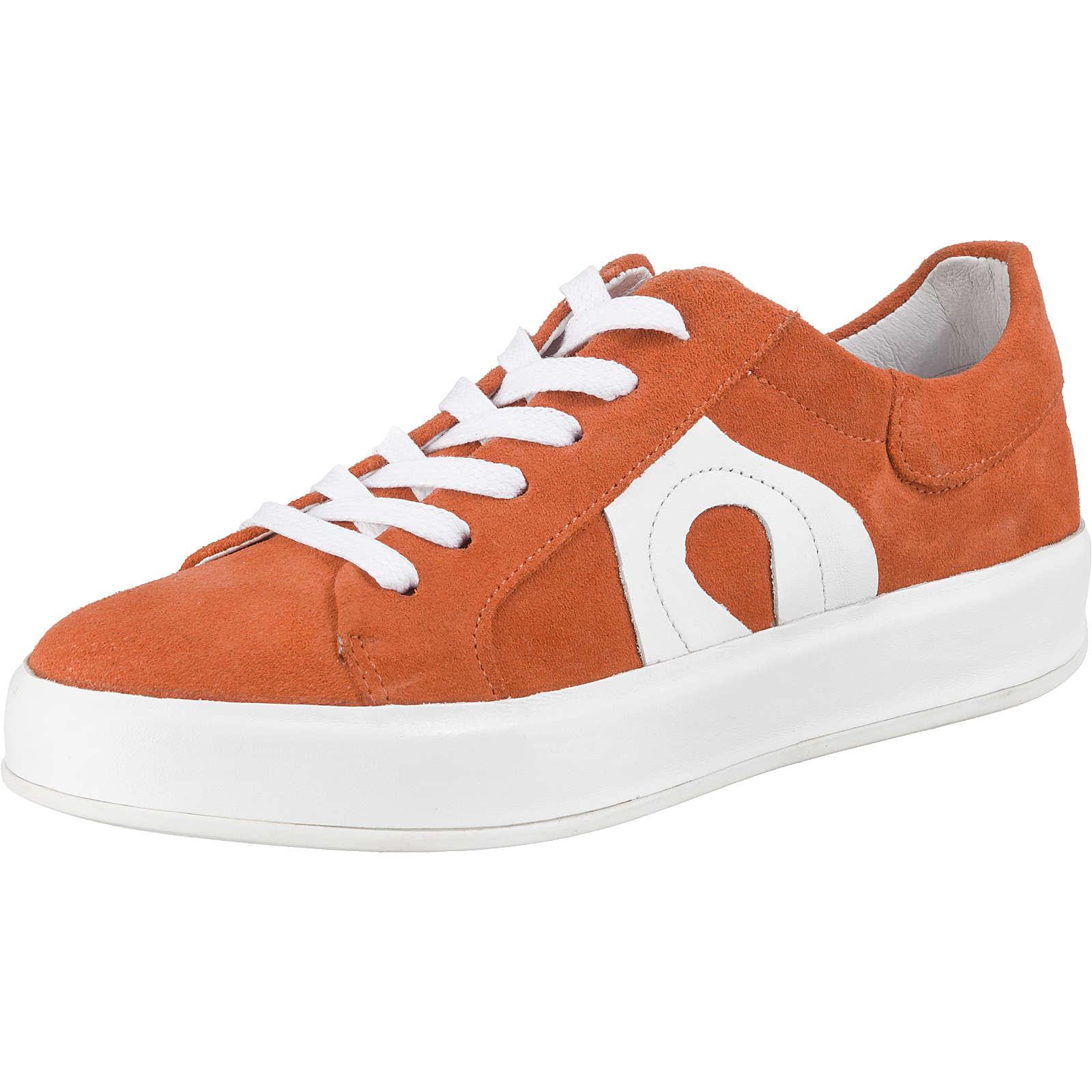 JOLANA & FENENA Trump Sneakers Low orange Damen Gr. 40
