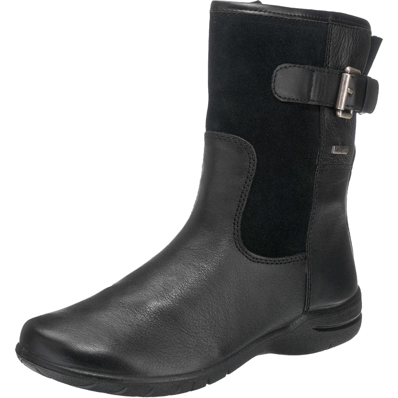 Josef Seibel Fabienne 45 Klassische Stiefel schwarz Damen Gr. 36