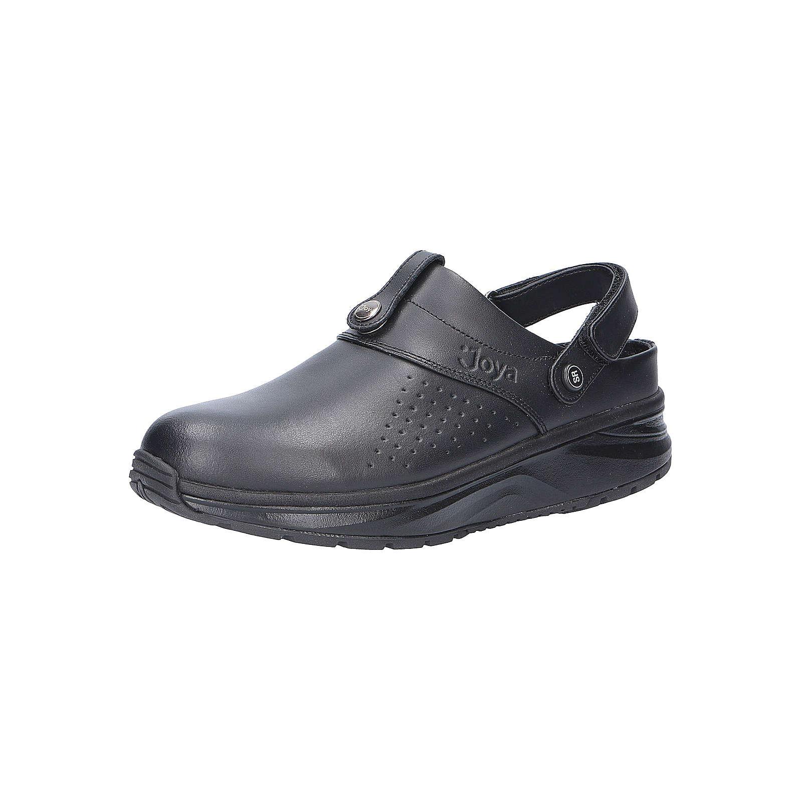 Joya Comfort Pantolette IQ SR BLACK W Clogs schwarz Damen Gr. 36 1/3