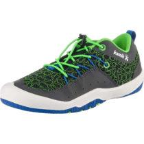 kamik Sneakers Low FUNDY Jungen grau/grün Junge Gr. 34