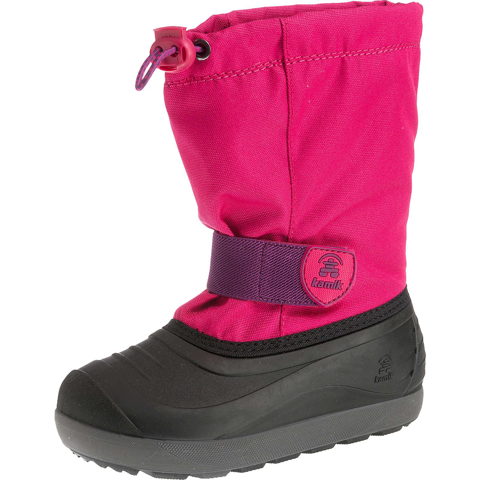 kamik Winterstiefel JET für Mädchen pink Mädchen Gr. 26