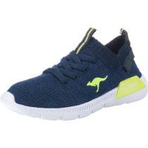 KangaROOS Sneakers Low K-SOCK für Jungen dunkelblau Junge Gr. 39
