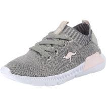 KangaROOS Sneakers Low K-SOCK für Mädchen grau Mädchen Gr. 31