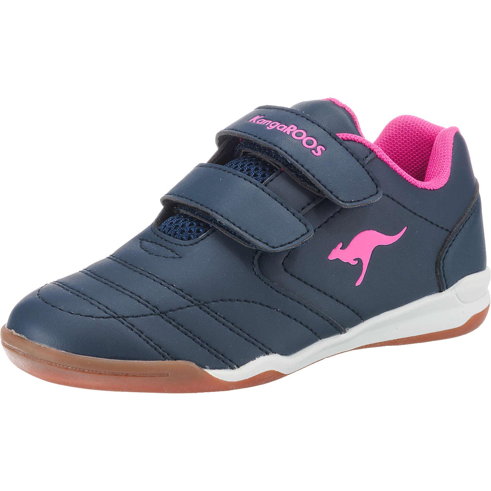 KangaROOS Sportschuhe INYARD für Mädchen dunkelblau Mädchen Gr. 40