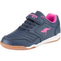 KangaROOS Sportschuhe VANDER YARD für Mädchen blau/lila Mädchen Gr. 36