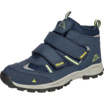 Kappa Kinder Outdoorschuhe ACTION TEX dunkelblau Gr. 40