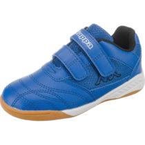 Kappa Kinder Sportschuhe KICKOFF, WMS-Weite: M4 blau Junge Gr. 30