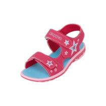 Kappa Sandalen STARWAY für Mädchen, WMS-Weite: M4 pink Mädchen Gr. 27