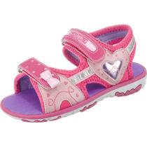 Kappa Sandalen SWEETHEART II K WMS für Mädchen pink Mädchen Gr. 32