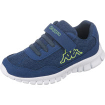 Kappa Sneakers FOLLOW für Jungen, WMS-Weite: M4 blau Junge Gr. 30