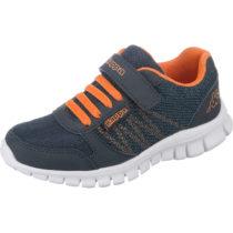 Kappa Sneakers STAY für Jungen, WMS-Weite: M4 blau Junge Gr. 34