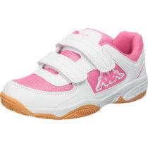 Kappa Sportschuhe Caber für Mädchen pink/weiß Mädchen Gr. 40