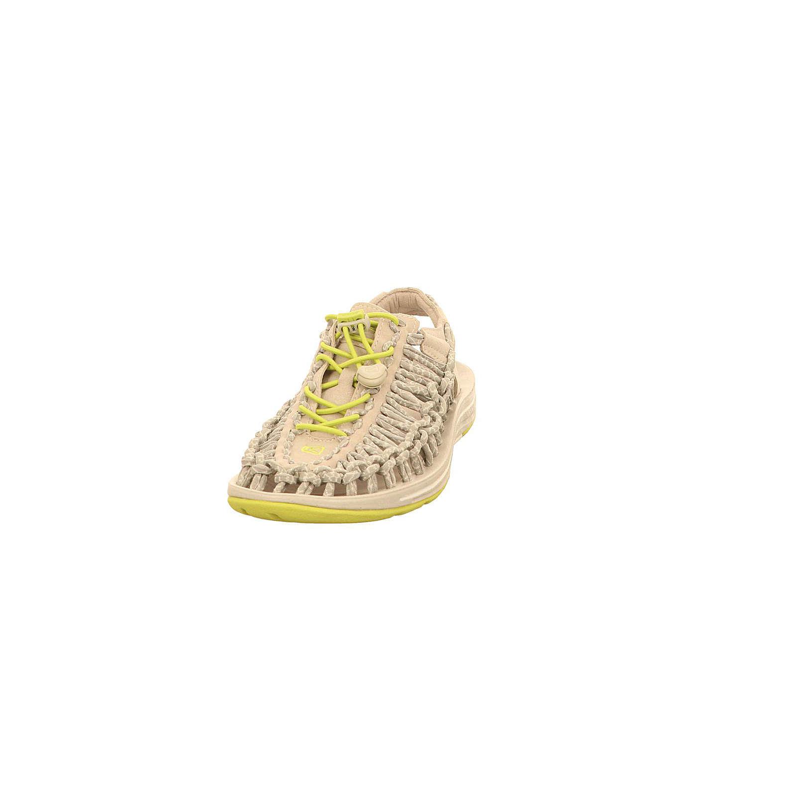 KEEN Klassische Sandaletten grau Damen Gr. 38,5
