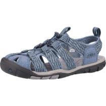 KEEN Sandalen Klassische Sandalen hellblau Damen Gr. 37