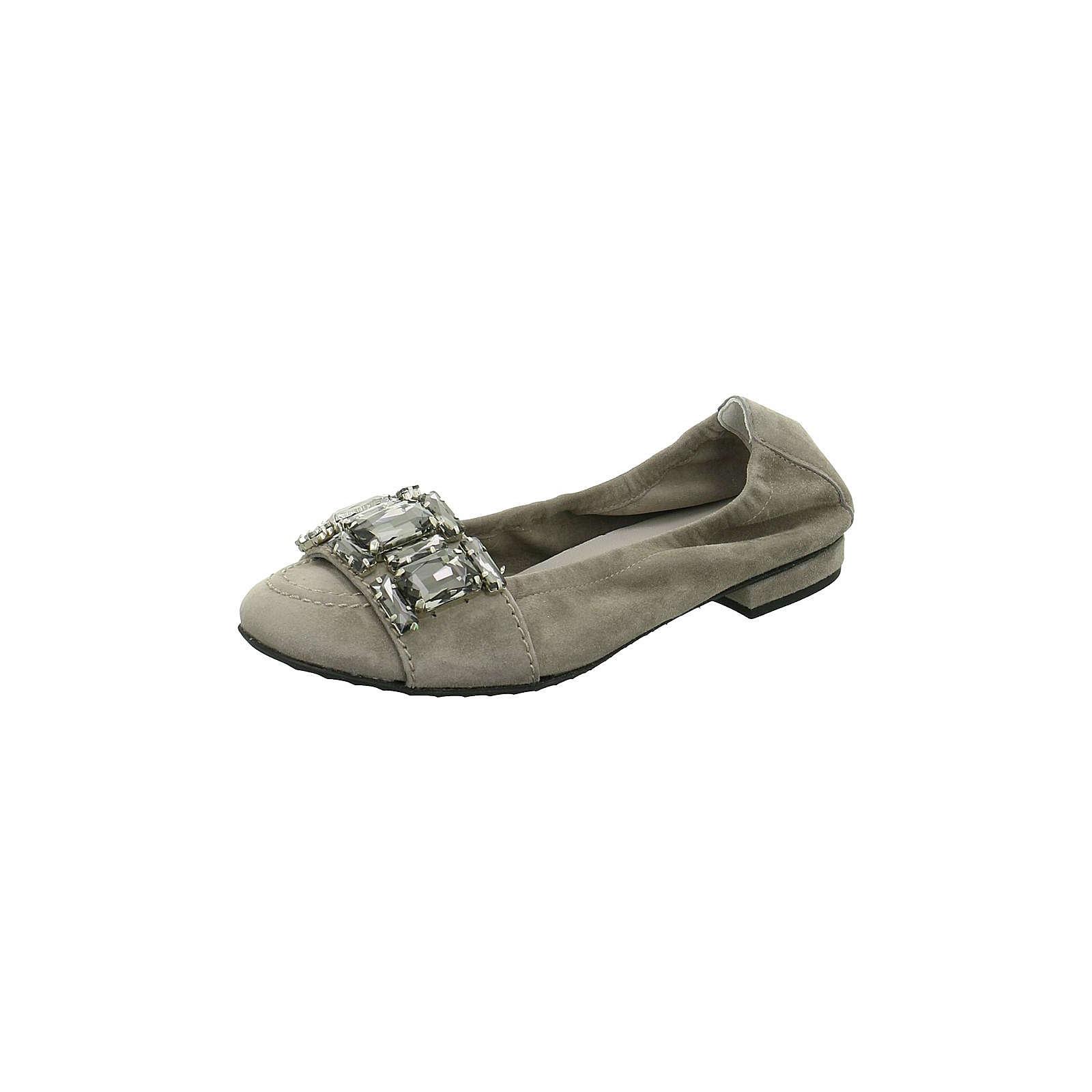 Kennel & Schmenger Ballerinas grau grau Damen Gr. 38,5