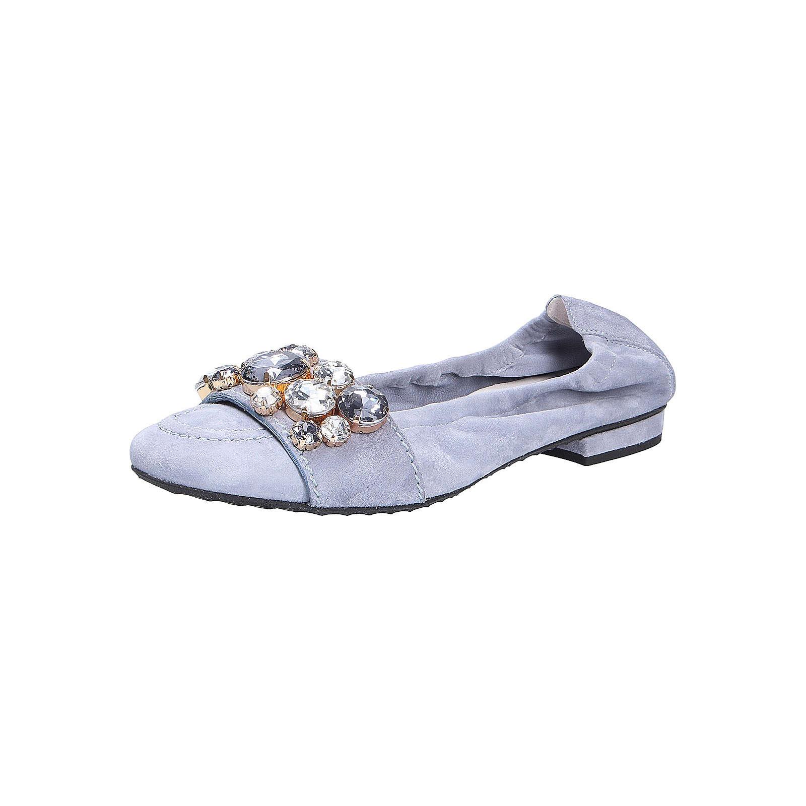 Kennel & Schmenger Fashion Ballerina blau Damen Gr. 36