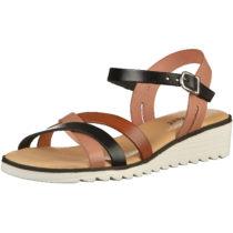 KicKers Klassische Sandaletten schwarz Damen Gr. 41
