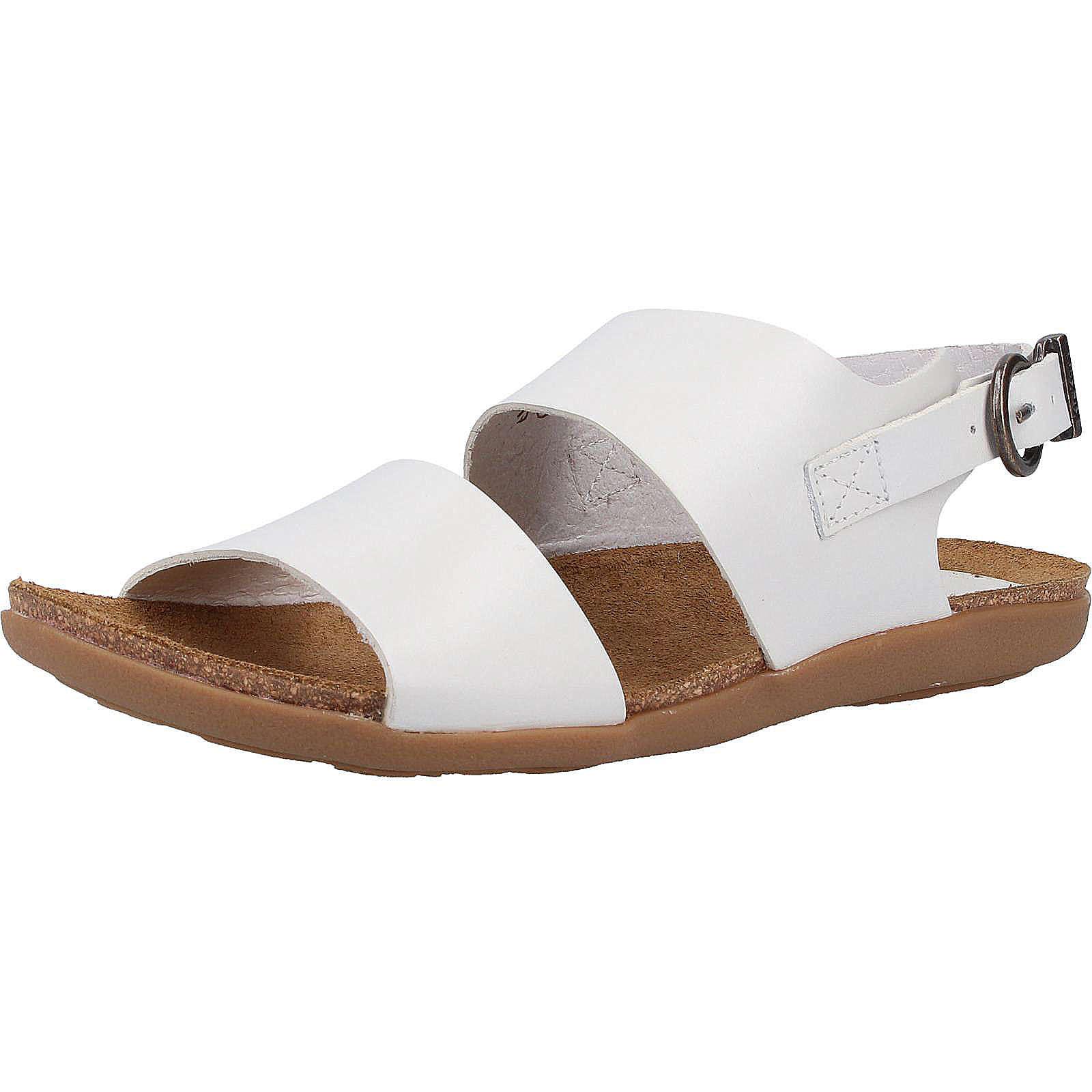 KicKers Sandalen Klassische Sandaletten weiß Damen Gr. 37