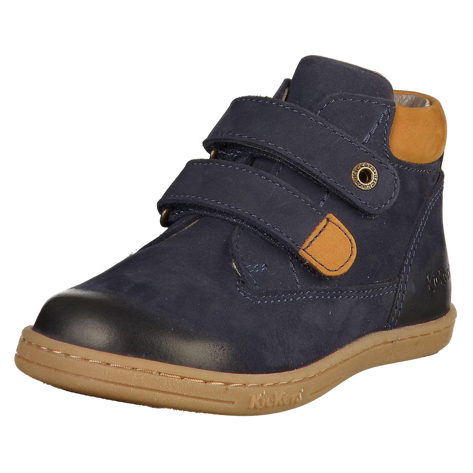 KicKers Sneakers Low für Jungen blau Junge Gr. 20
