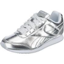 Kinder Sneakers REEBOK ROYAL CLJOG 2 silber Mädchen Gr. 37