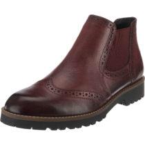 Klondike Chelsea Boots bordeaux Damen Gr. 38