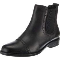 Klondike Chelsea Boots schwarz Damen Gr. 37