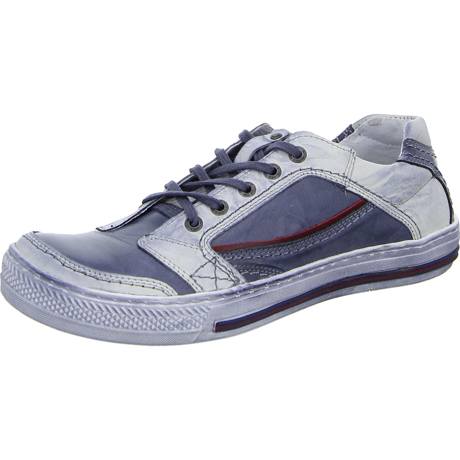 Kristofer Sneakers blau Herren Gr. 45