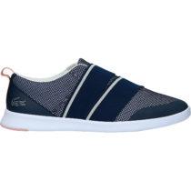 LACOSTE AVENIR SLIP 218 1 SPW NVY/OFF WHT Sneakers Low beige-kombi Damen Gr. 37
