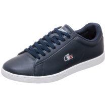 LACOSTE Carnaby Evo Sneaker Damen dunkelblau Damen Gr. 38