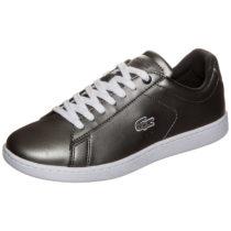 LACOSTE Carnaby Evo Sneaker grau Damen Gr. 40