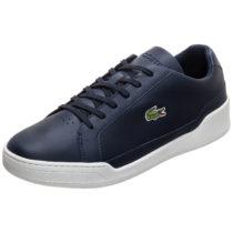 LACOSTE Challenge Sneaker Herren dunkelblau Herren Gr. 44,5