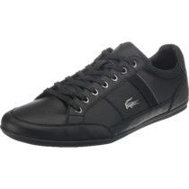LACOSTE Chaymon 118 1 Cam Sneakers schwarz-kombi Herren Gr. 42